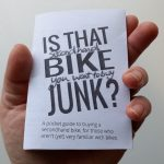 Is That Bike You Want to Buy Junk